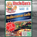 Uncle Dan's Mediterranean Garlic Dip