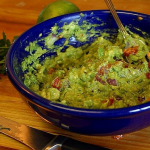 Uncle Dan's Quarterback Guacamole